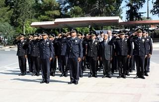 Polis Örgütü'nün 55.yılı