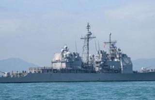 Rusya ve ABD savaş gemileri çarpışmanın eşiğine...