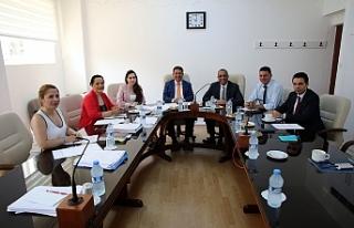 Sel felaketi ile ilgili araştırma komitesi toplandı