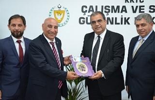 Sucuoğlu, Anadolu Kıbrıs İşadamları ve Bürokratları...