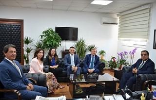 Sucuoğlu, Kuzey Kıbrıs Turkcell Genel Müdürü...
