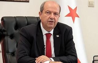 """Tatar: """"Hükümet,; Kıbrıs, ekonomi ve siyasi..."""