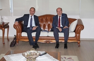 Tatar ve Özersay İstanbul'da