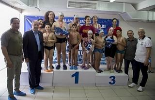"""Tatar, Yaşama Sporla Bağlan Yüzme Yarışması""""nda..."""