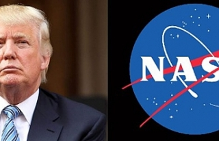 Trump'tan NASA'nın Ay'a gidiş projesine tepki