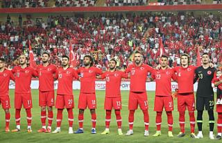Türkiye 570.maçına çıkıyor