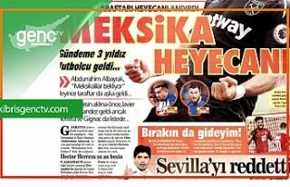 Türkiye'den ve dünyadan transfer haberleri