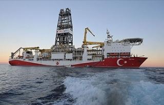 """Türkiye Enerji Bakanı açıkladı: """"Fatih sondaj..."""