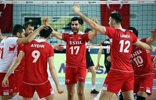 TürkiyeA Milli Erkek Voleybol Takımı şampiyon
