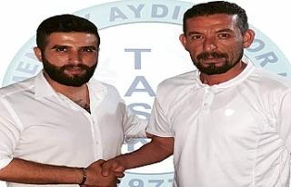Türkmenköy, Kürşat Özer ile anlaşma sağladı