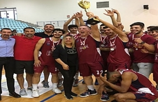 U18 Urcan Vangöl Erkekler Ligi şampiyonu belli oldu