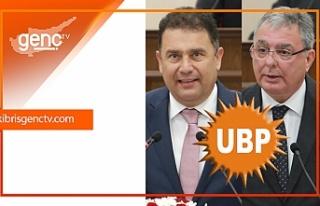 UBP'de seçim yarışı