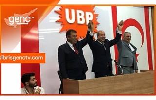 UBP'nin yeni Genel Sekreteri H.Ersan Saner oldu