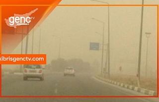 Ülkemize yine tozlu hava geliyor