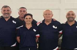 Veteranlar Sapanca'da yarışacak