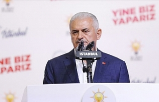 """Yıldırım: """"Rakibimi tebrik ediyorum...İstanbul'a..."""