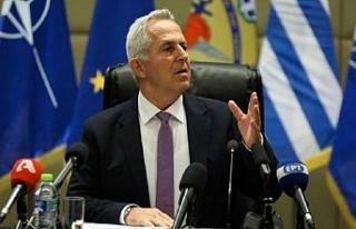 """Yunan Bakan: """"Türkiye ile sıcak bir gerginlik..."""