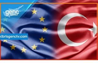 AB'den Türkiye'ye Doğu Akdeniz için yaptırım...