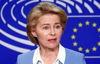 AB Komisyonu Başkanlığına Ursula von der Leyen...