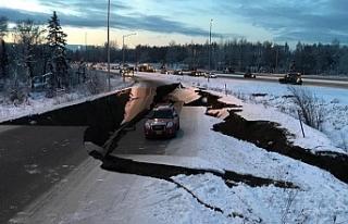 ABD'nin Californiya eyaletinde 6,9'luk deprem
