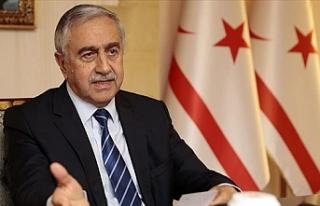 """Akıncı: """"Bu tutumun Kıbrıs'ta ve bölgede..."""