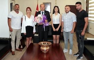 Başbakan Tatar, Kıbrıs Gençlik ve Spor Kültür...