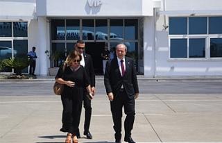 """Başbakan Tatar """"Kuzey Kıbrıs Tanıtım Etkinlikleri""""..."""