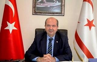 """Başbakan Tatar:""""Haklarımızdan vazgeçmeyeceğiz"""""""