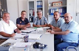 Basın Kartı Komisyonu 2019 yılı ara dönem toplantısını...