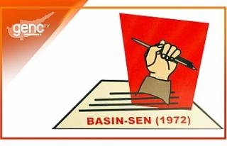 Basın Sen, bir gazetecinin İskele Kaza Mahkemesinde...