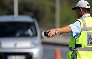 Bir haftada 2'si ölümlü 73 trafik kazası