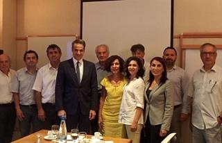 Birleşik Kıbrıs - İki Toplumlu Barış İnisiyatifi...