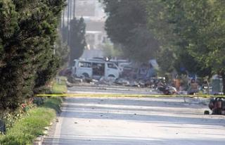 Bomba yüklü araçla saldırı: 12 ölü, 179 yaralı