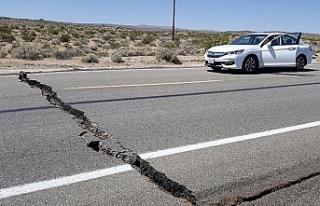 California depreminin ardından 1400'den fazla...