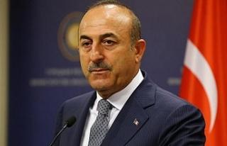"""Çavuşoğlu'nun """"tehtid ettiği"""" iddiası"""