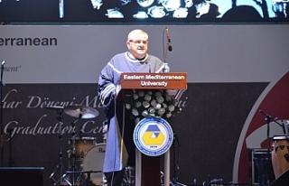 DAÜ 2 bin 123 mezun daha verdi