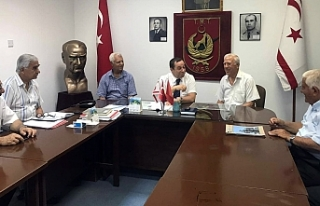 """Denktaş: """"Doğal kaynaklarda Kıbrıslı Türklerin..."""