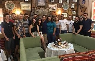Denktaş, yeni kurulan Bağımsız Gençlik Platformu...