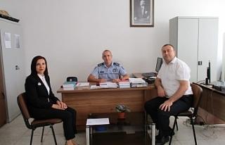 Dizdarlı'dan Kadına Karşı Şiddete Müdahale...