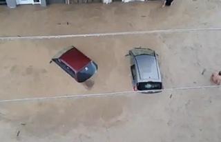 Düzce'de sel alarmı