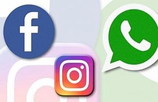 Facebook, Instagram ve WhatsApp'a erişim sağlanamıyor