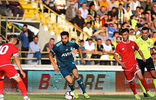 Fenerbahçe, hazırlık maçında galip