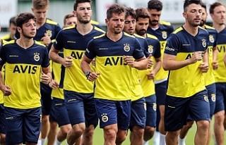 Fenerbahçe kamp çalışmaları için Avusturya'ya...