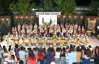 Folk Der 19.Kültür Sanat Günleri yapıldı