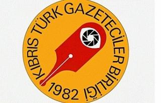 Gazeteciler Birliği, Özersay'ın Maraş yanıtına...