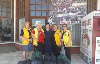 Girne Ada Lions Kulübü'nden Kanser Hastalarına...