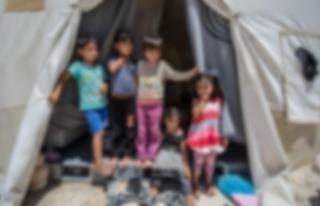 Güneyde refakatçisi olmayan mülteci çocuk sayısı