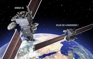 Hellas Sat 4 uydusunun kontrolü