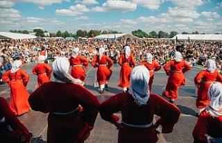 İngiltere'de Kıbrıs Türk Festivali coşkusu