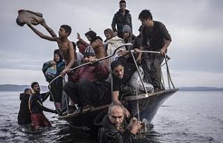 """""""İnsan Ticareti Mağdurları İçin Adalet"""" projesinin..."""